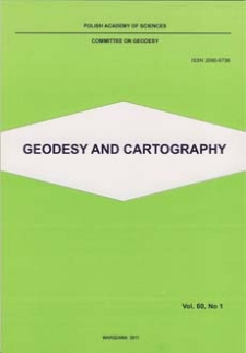 Geodesy and Cartography
